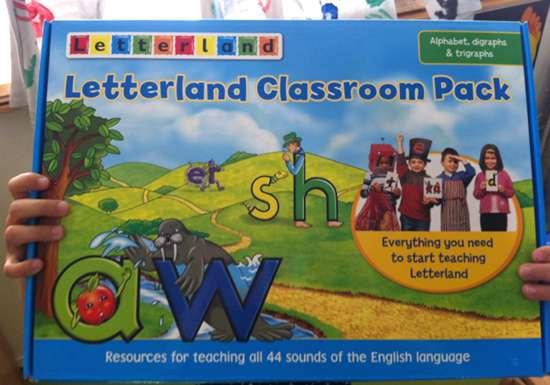 Pedagogy - English - Living School